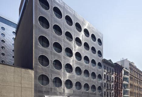 Отель Dream Downtown в Нью-Йорке