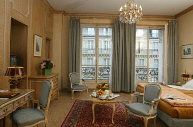 Французский отель Chateau Frontenac