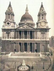 Собор Св. Павла. 1890-1900 гг.