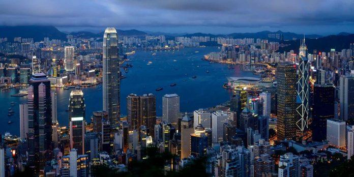 Гонконг – Китай