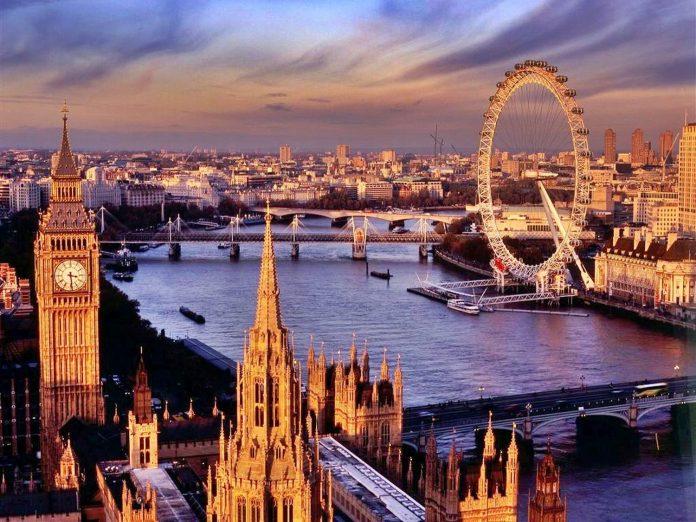 Лондон – Великобритания