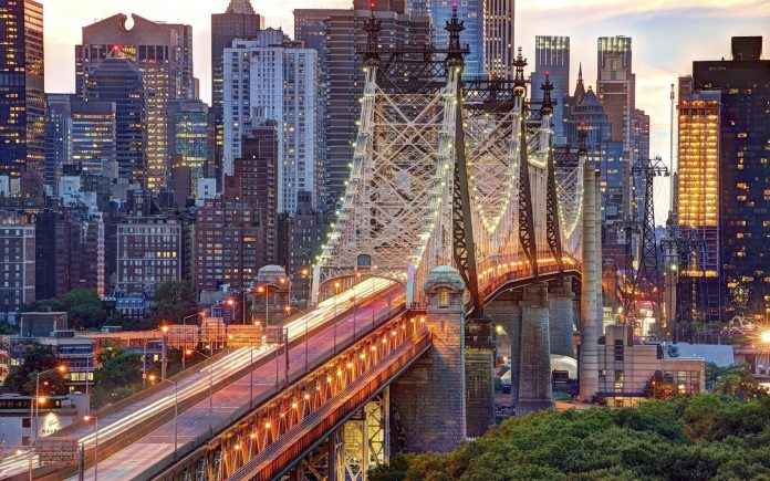 Нью-Йорк – США