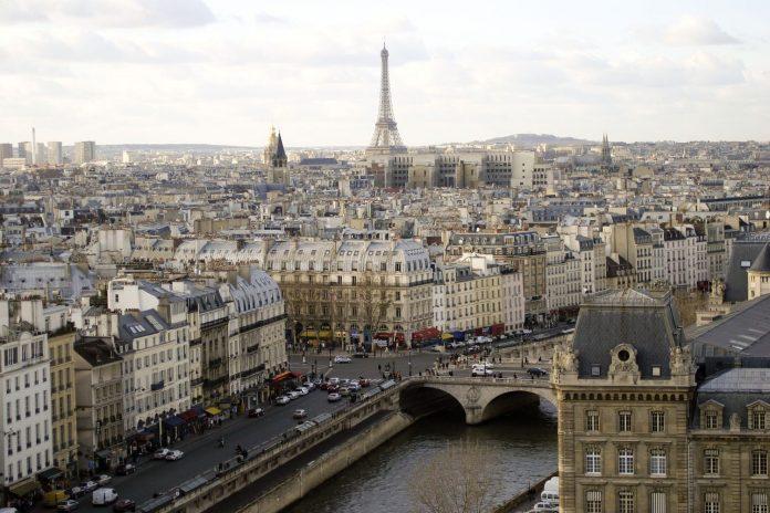 Париж – Франция
