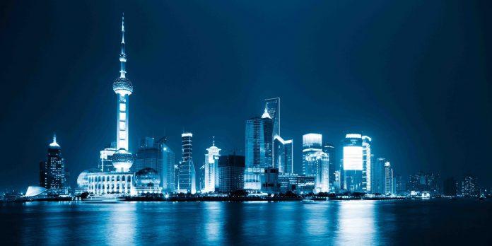 Шанхай – Китай
