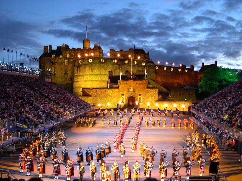 Эдинбургский фестиваль