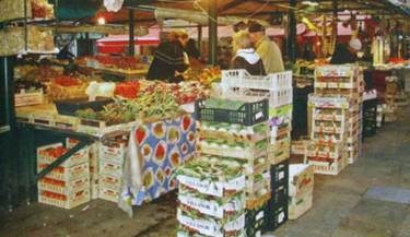 Утро на рынке Риальто
