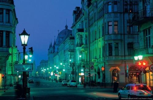 Лодзь – многоликий город