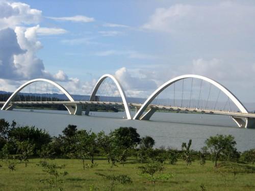 Бразилиа - город современности
