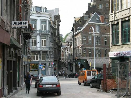 Льеж – старинный бельгийский город