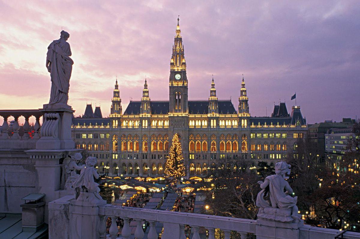 Вена - город для эстетов