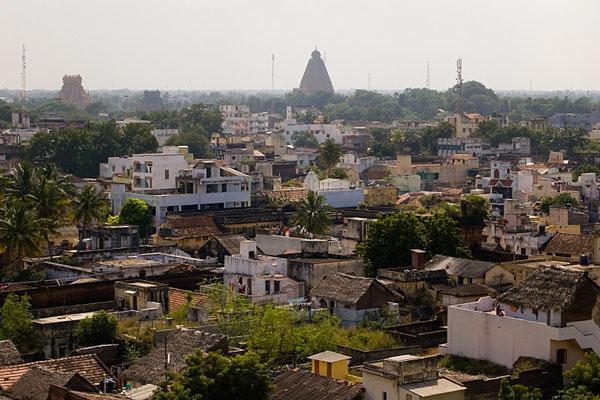 Старинный город Танджавур