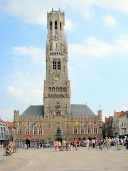 Достопримечательности города Брюгге