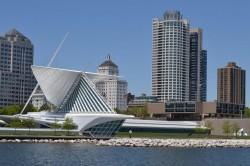 Художественный музей города (Milwaukee Art Museum)