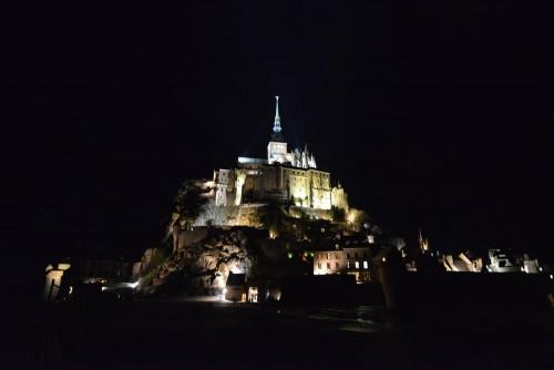 Мон-Сен-Мишель (Le Mont-Saint-Michel)