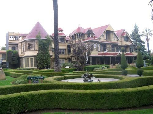 Дом Винчестеров в городе Сан-Хосе - Города призраки Америки