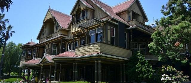 Дом Винчестеров в городе Сан-Хосе