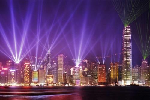 Город Гонконг