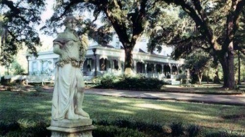 Плантация Миртов в Луизиане