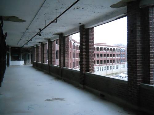 Вэйверли Хиллс в Луисвилле - Города призраки Америки