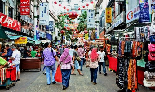 Чайнатаун, Куала-Лумпур