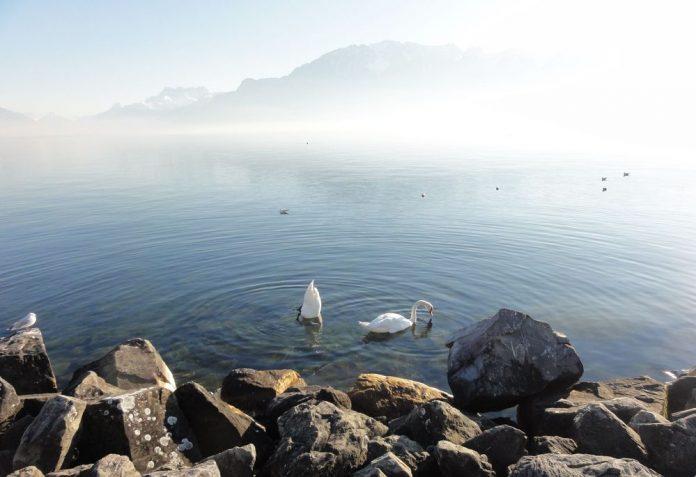 Женевское озеро