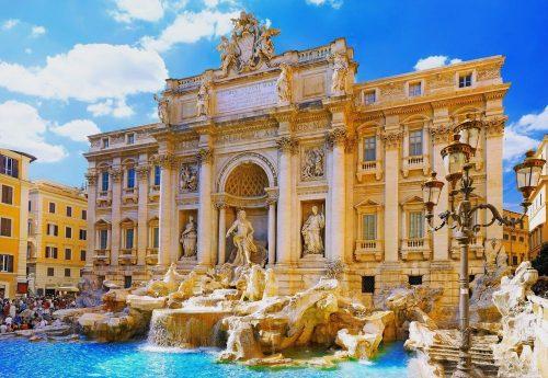 фонтан де Треви