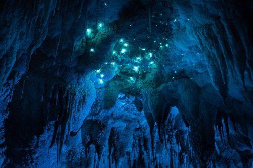 Пещера Светлячков