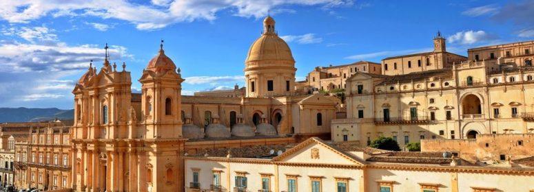 Итальянский город Катания