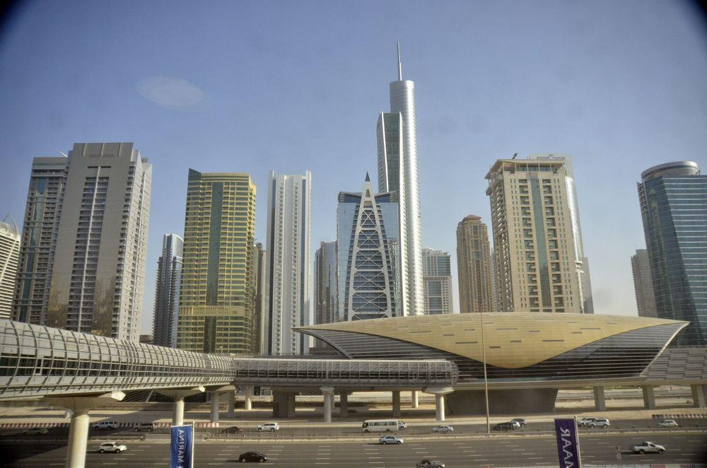 Дубай, эмират Абу-Даби