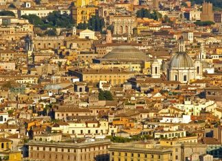 Рим – город, который хорош в любое время года и в любую погоду