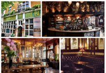 OLD LONDON PUB